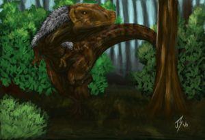 Tyrannosaurus - Shifflett Studios