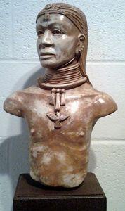 Maasai Nobleman