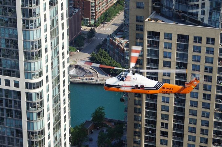 Urban Chopper - Gregory Patrick Lafferty