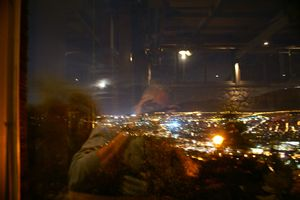 Night Life Above Athens