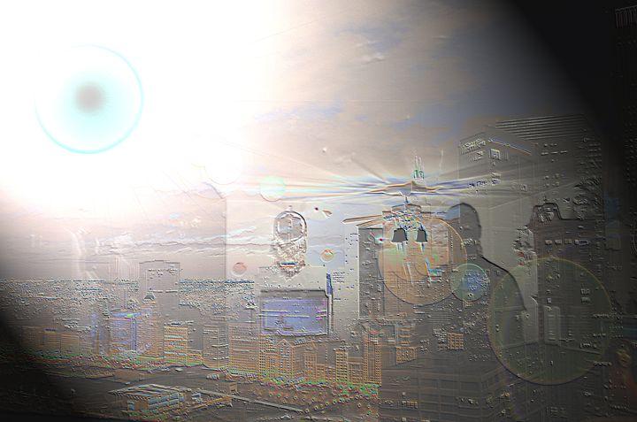 Lafferty's Mystical Window - Gregory Patrick Lafferty