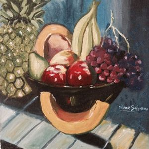 """Bowl of Fruits"""