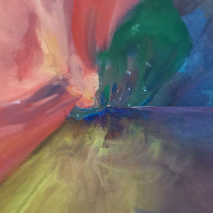 Spotted Dress II - Steve B Robinson