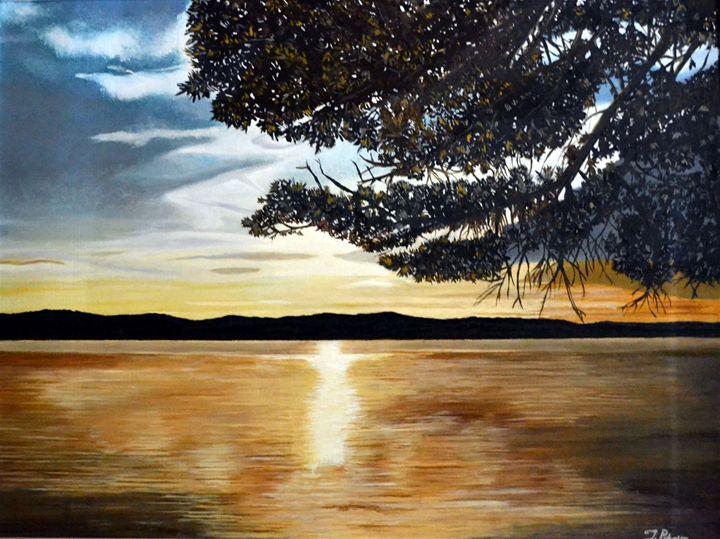 Lake Opeongo - Animart