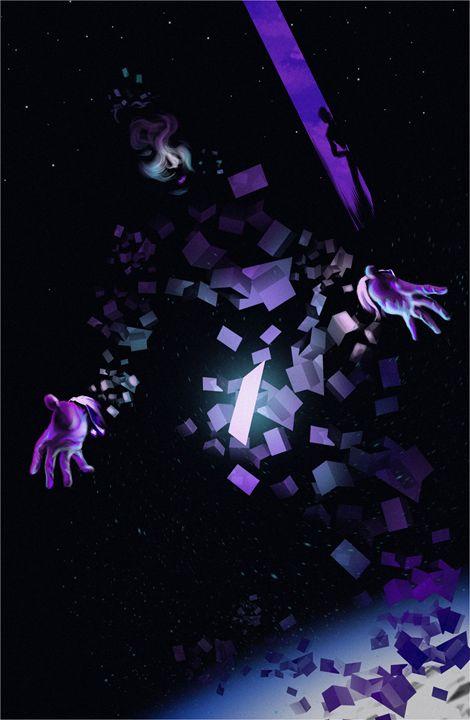The Magician - Ala M Lockhart