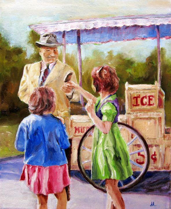 The Ice Cream - SandhillsArtist