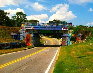 17th Avenue Graffiti Bridge