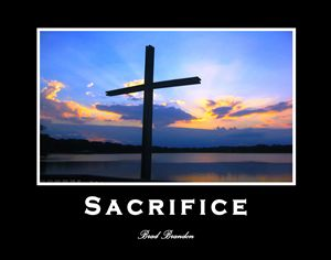 Sacrifice - Inspirational