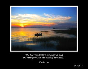 Sunset Psalm 19