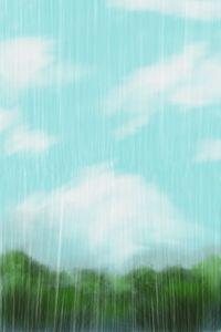 Rain break