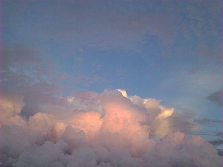 heavenly sky 4 - Tracy Garlanger