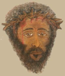 Dark Skinned Jesus