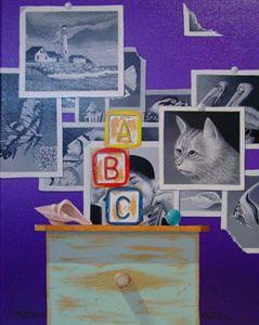 """Photo Collection 1"" acrylic"