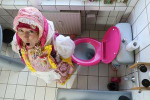 Toilettenhure kaaspakket