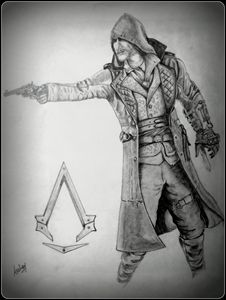 Jacob Frye - Assassin's Creed Art