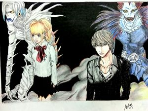 Death Note Artwork