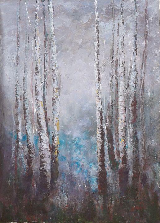 TREES STORIES #1 - Emilia Milcheva