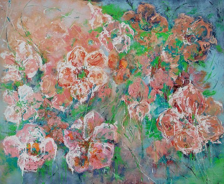 FLOWER MOOD - Emilia Milcheva