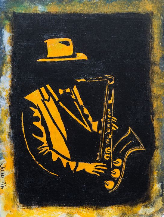The Saxophonist - Julio Avila