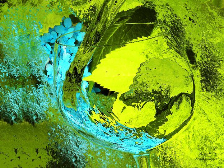 drinkinnature - Elizabeth Oliver muddled photography