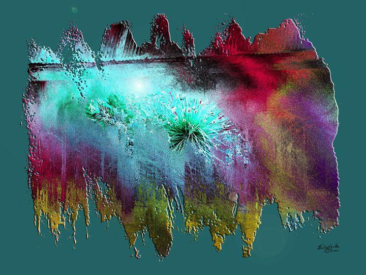 colorfulswatch - Elizabeth Oliver muddled photography