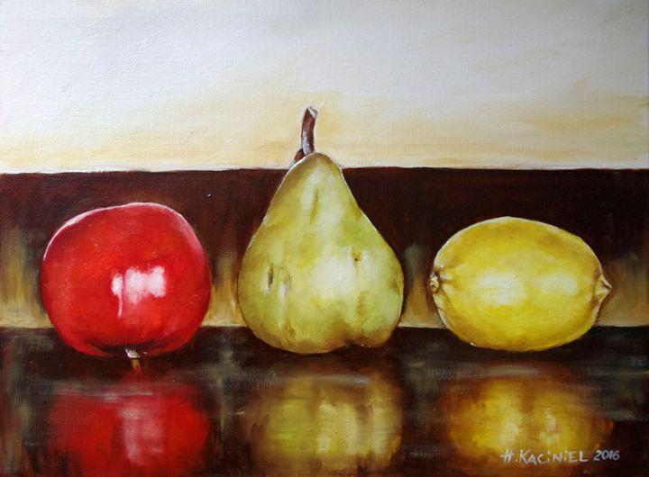 Fruits - Hanna Kaciniel