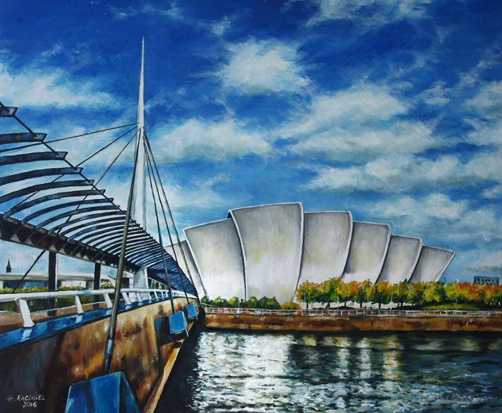 The Armadillo, Glasgow - Hanna Kaciniel