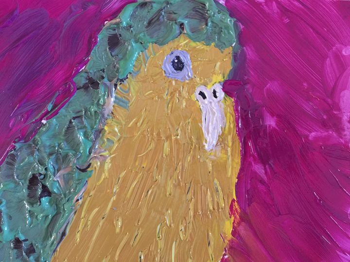 Mighty Big Bird - Faces Of The Endangered