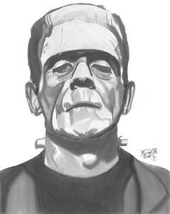 Boris Karloff's Frankenstein
