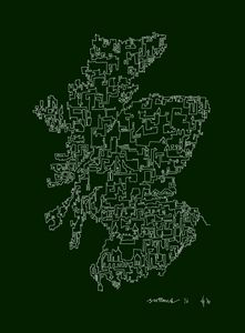 Scotland in Green
