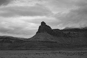 Canyonlands NP I BW