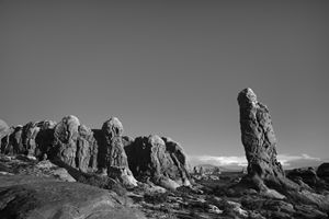 Arches NP XV BW