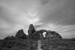 Arches NP X BW