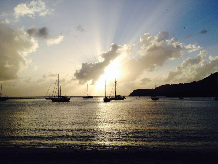 Sunset - Pearl Maria