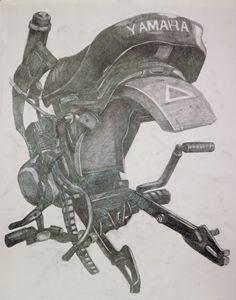 Motorbike // Still Life