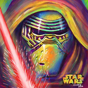 Kylo Ren Star Wars