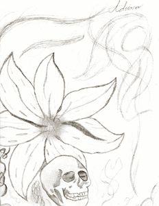 Death flower