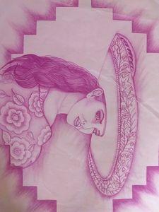 Mexican Charra Lady - Daniel