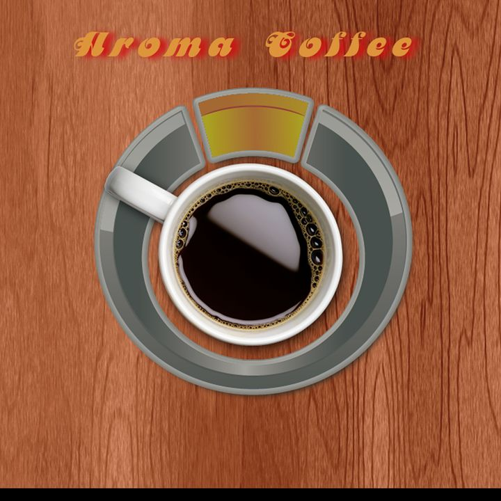 Aroma Coffee - GlamourGraphicDesigner