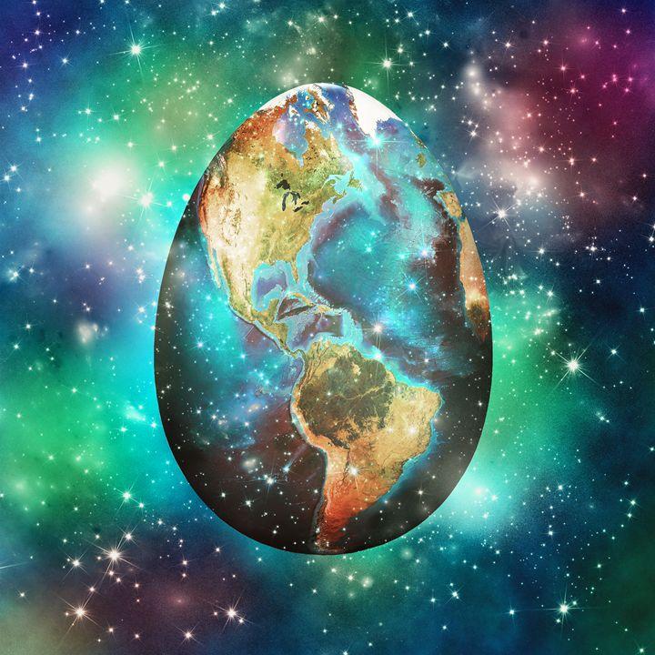 Egg planet - DejaReve