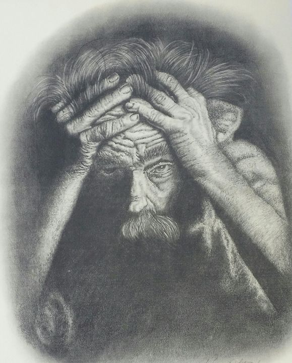 Old Man - Andrew Litavsky