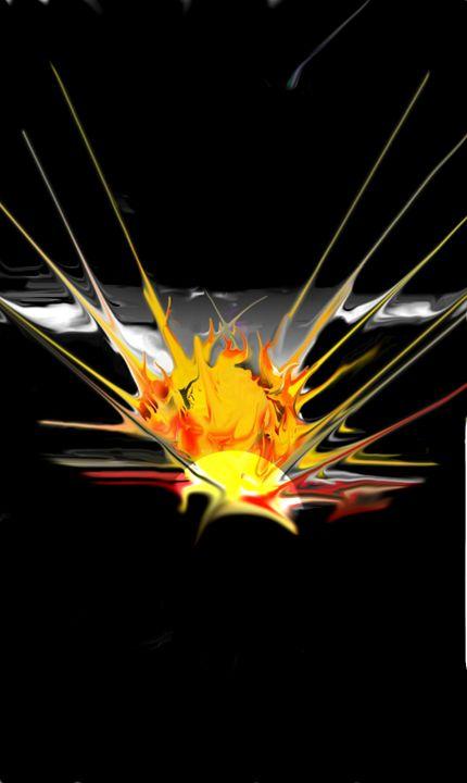 HEAVENS FIRE - Gryan1569