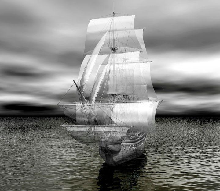 Smooth Sailing - Gene Osburn's Renders