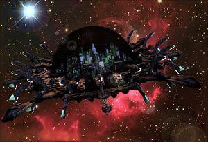 Station X - Gene Osburn's Renders