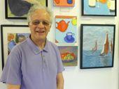 Bernard Victor's Paintings