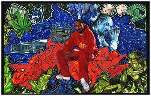 DOGG LIFE-A visual portrait of Snoop
