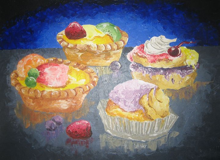 pastries - mixed-up shelf