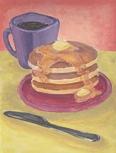 pancake & syrup