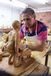 Fernando Dantas, artcraft from Portugal