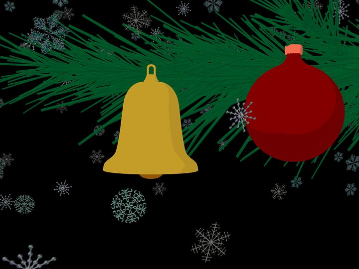 Jingle Bells - Kathy Gold Art